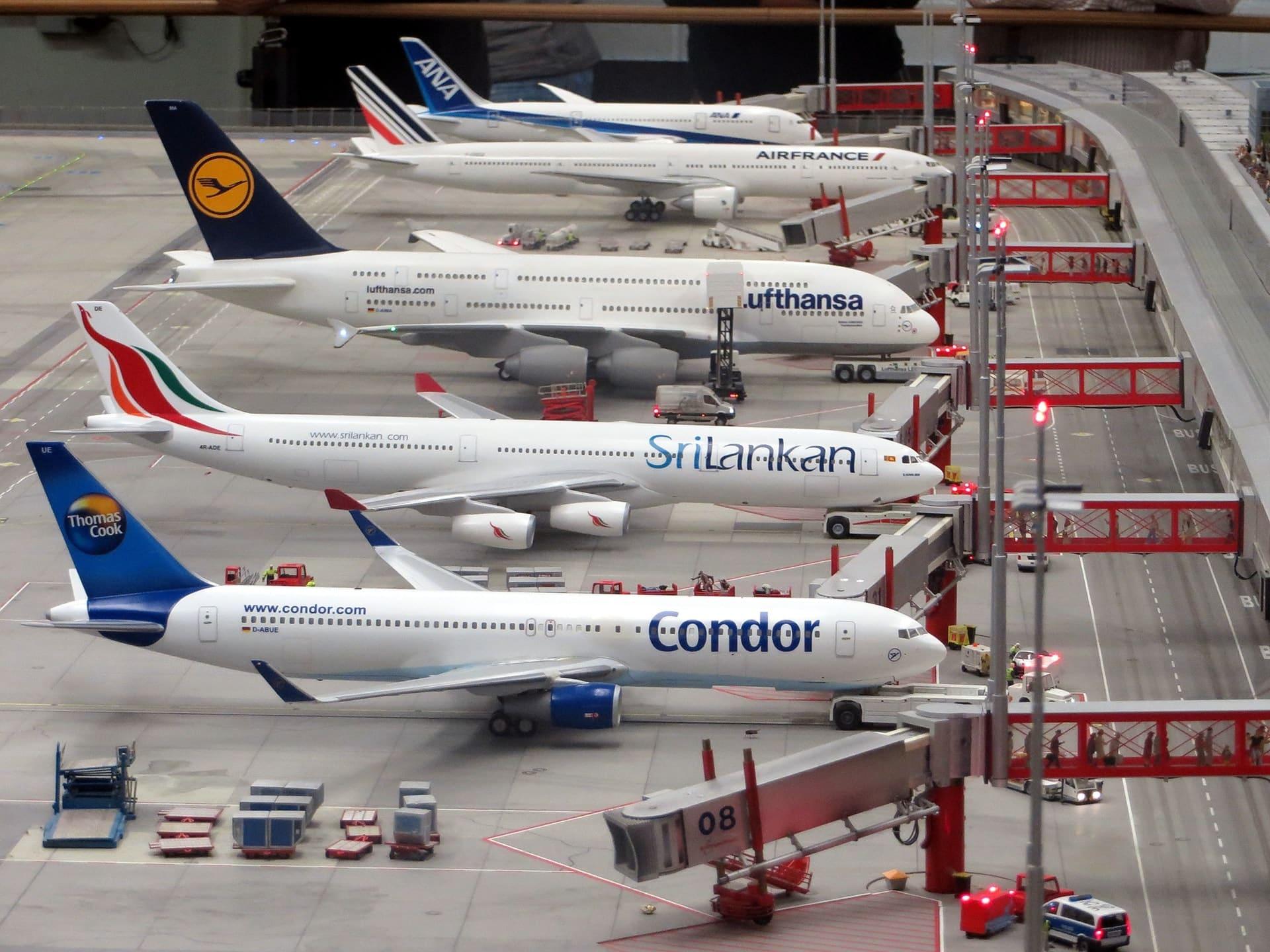 Model Aeroplanes