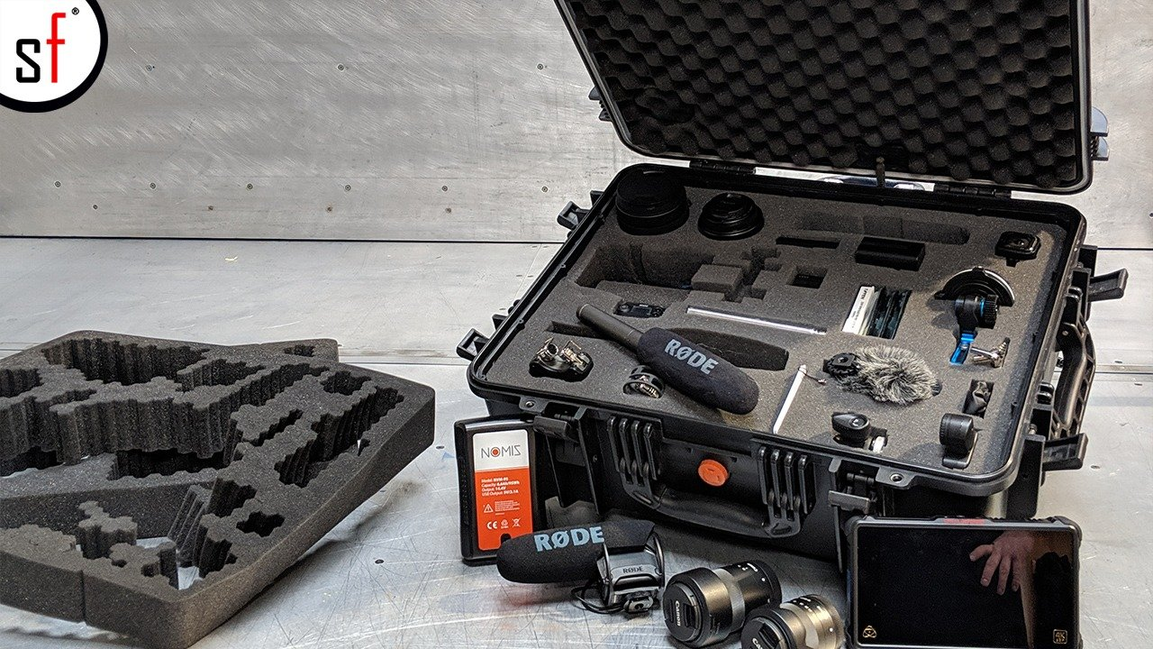 Camera Storage Case