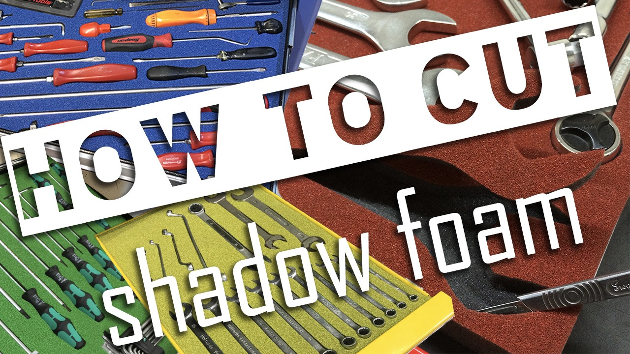 How to Cut Shadow Foam Thumbnail