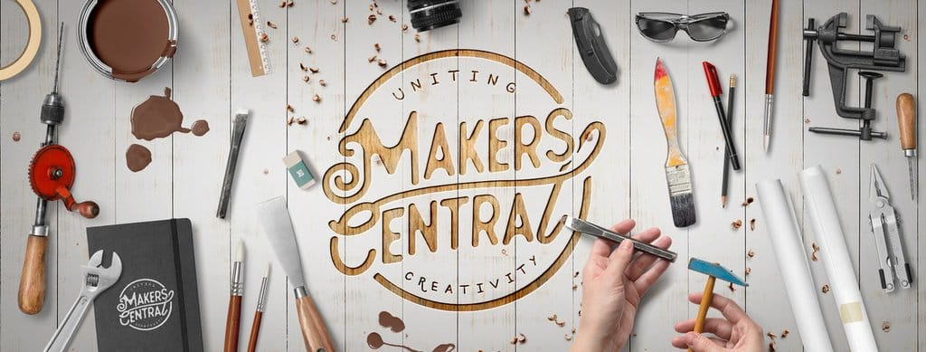 Makers Central Logo