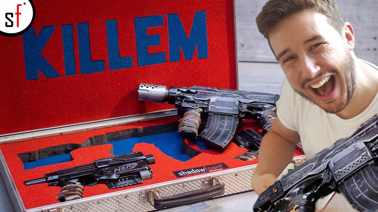 NERF Blaster Case