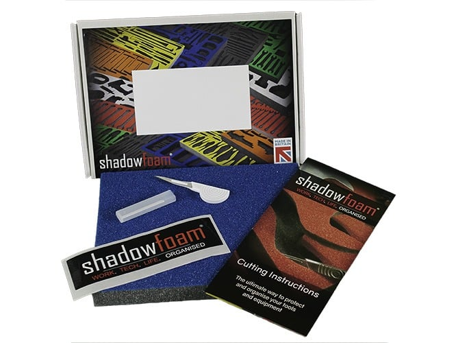 Shadow Foam Kit