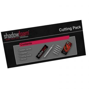 Shadow Foam cutting pack