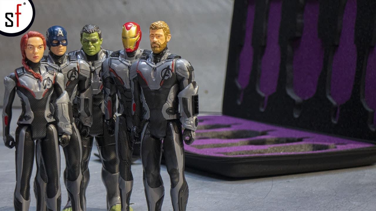 Avengers Endgame Case