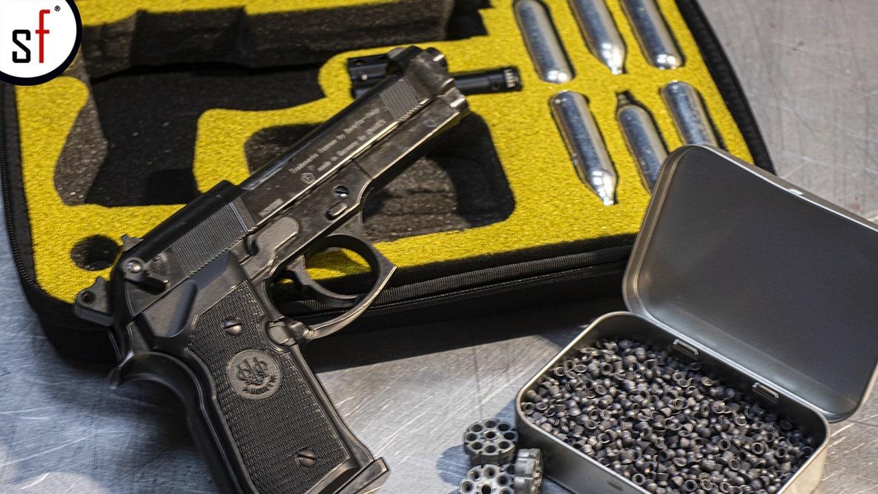 Pellet Gun Pouch