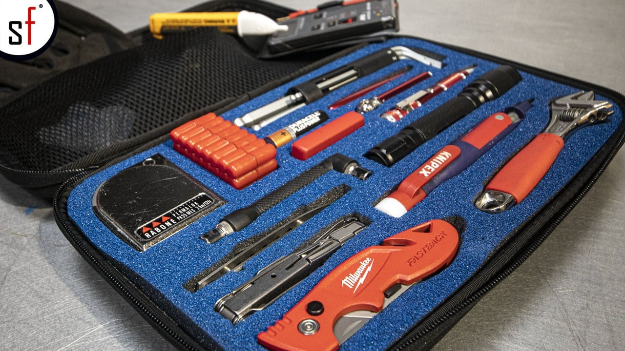 Compact Tool Case