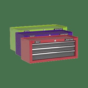 Sealey 3 Drawer Mid-Box