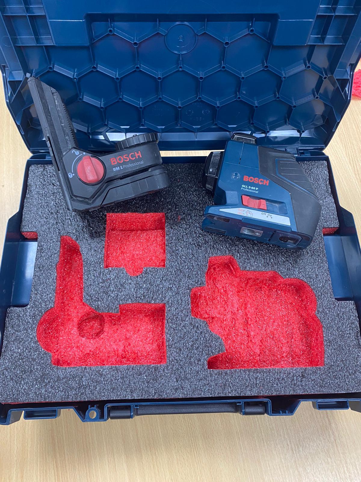 Bosch L-boxx inserts